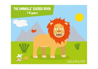 The animal's sacred book - 7-8 years